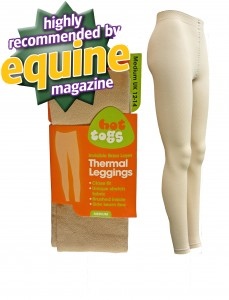 Leggings and modelled legs EQUINE REC 2