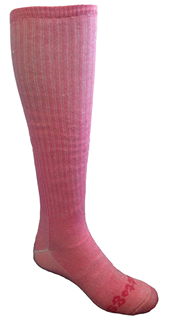 Knee-length-socks-pink